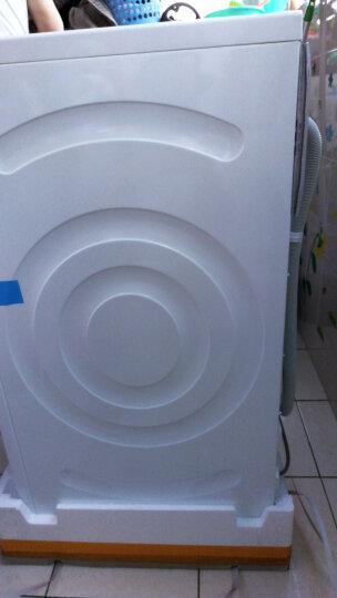 博世(BOSCH) 8公斤 变频 滚筒洗衣机 静音 婴幼洗 筒清洁(白色)XQG80-WAN201600W 晒单图