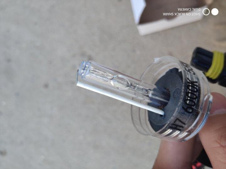 stwin 汽车氙气灯套装hid疝气灯55W一秒快启安定器汽车大灯远近光雾灯改装车灯 灯泡两个 8000K白蓝光 H1 晒单图