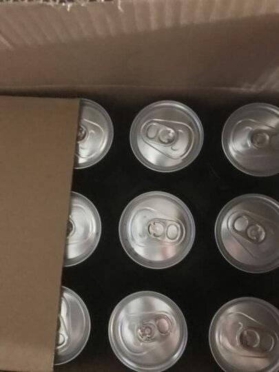 5.0德国进口小麦白啤酒原浆型口感自然浑浊型500ml*12听罐装整箱 晒单图