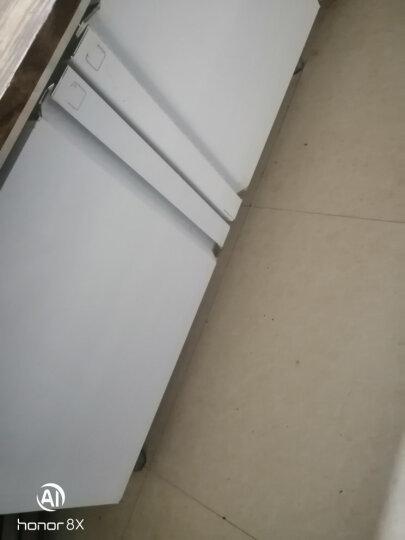乐创(lecon)卧式冰柜 保鲜工作台 平冷操作台冷藏工作台冷柜 不锈钢冷柜冰箱 水吧台 冷冻 蓝光版1.8米宽度可选 全冷藏(保鲜) 晒单图