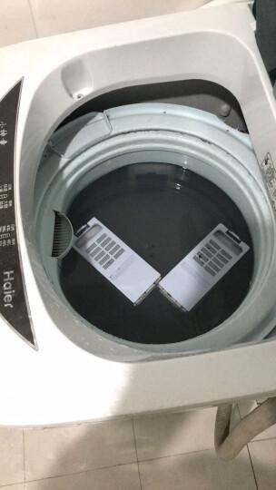 洗衣机清洁剂除垢杀菌非消毒滚筒全自动波轮内筒洗衣机槽清洁剂洗衣机桶专用洗涤剂去污粉家用500克*2瓶 晒单图