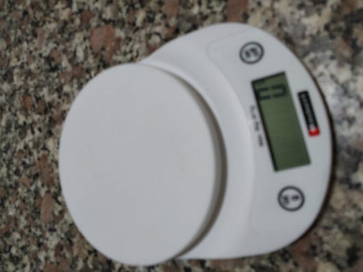 海氏(Hauswirt)厨房秤烘焙秤高精度电子秤1g HE-51 晒单图