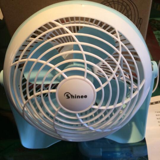 赛亿(Shinee)电风扇/USB风扇/便携式学生迷你小电风扇FTB6-02 晒单图
