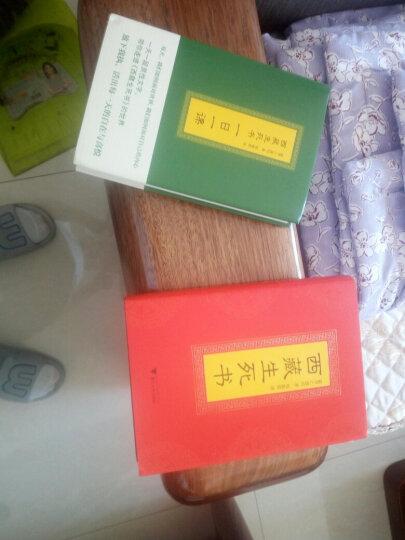 西藏生死书2018年新版+一日一课一天一段灵性文字 精装(共两本)索甲仁波切著 藏传生死观 宗教佛学 晒单图