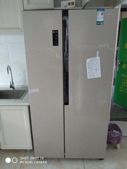 容声(Ronshen) 529升 对开门双开门电冰箱 双变频 纤薄 风冷无霜 节能静音 大容量  BCD-529WD11HP 晒单图