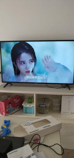 长虹 49D3S 49英寸 4K超高清 智能WiFi网络平板电视机(黑色) 晒单图