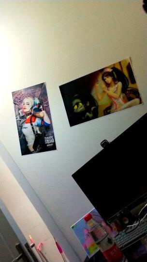 居梦坞 超人蝙蝠侠神奇女侠正义者联盟 Superglir神奇女侠自X小队海报卧室装饰墙贴十元包邮 NB9956 50*30cm 晒单图
