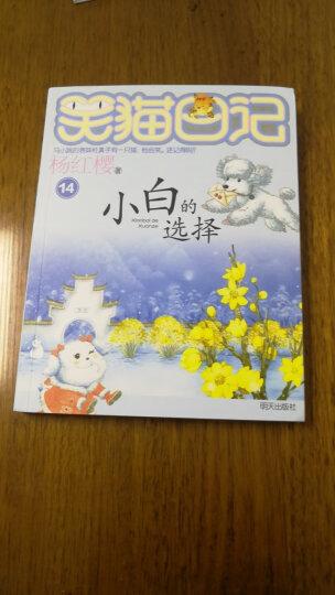 笑猫日记全套25册单选 杨红樱系列童话 笑猫日记樱花巷的秘密 属猫的人 小学生课外书7-14岁 孩子们的秘密花园 晒单图
