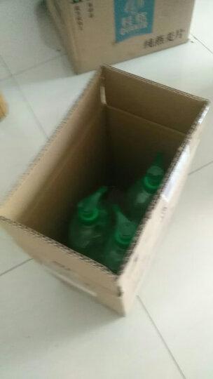 蓝月亮 洗涤灵套装:茶清天然绿茶洗洁精1kg×4瓶 晒单图