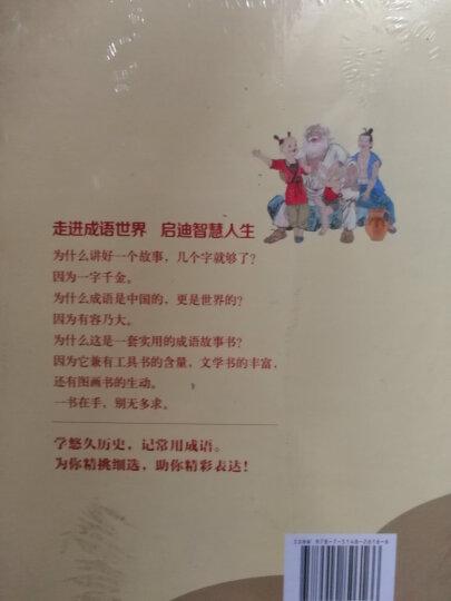 彩书坊:四大名著小学语文新课标小学版(西游记 水浒传 三国演义 红楼梦 注音全彩 套装共4册) 晒单图