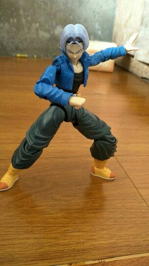 【动漫城】万代(BANDAI) 七龙珠Z Figure-rise 拼装模型玩具 孙悟空 黑发卡卡罗特 晒单图