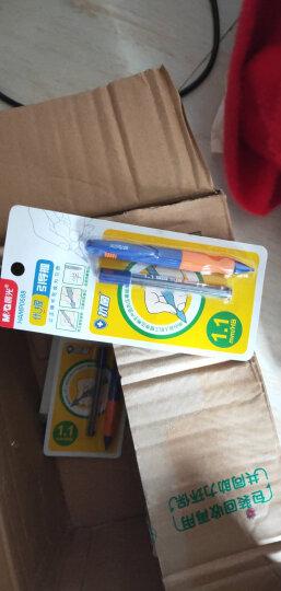晨光(M&G)优握学生正姿活动自动铅笔套装(1.1mm 单支装铅笔+1盒铅芯)颜色随机HAMP0687 晒单图