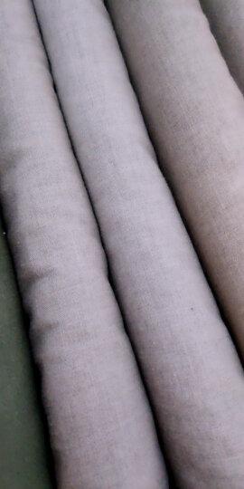 际华营地 标准单人被1.5m*2.1m 军绿色棉被 野营用品 9709陆空棉被 军训被褥 军迷用品 9709陆空棉被 晒单图