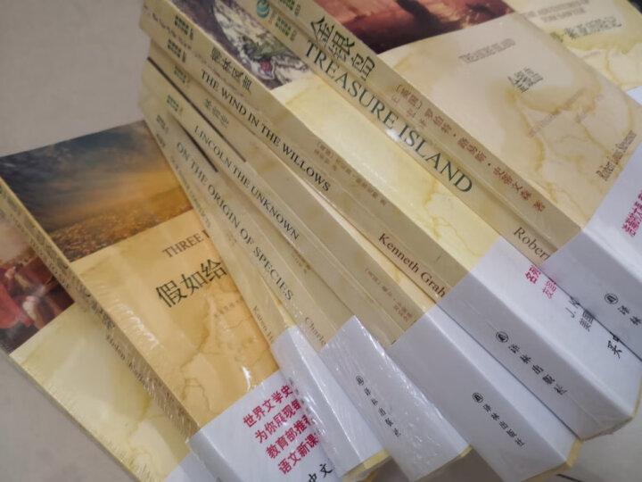 双语译林:金银岛(附英文原版书1本) 晒单图