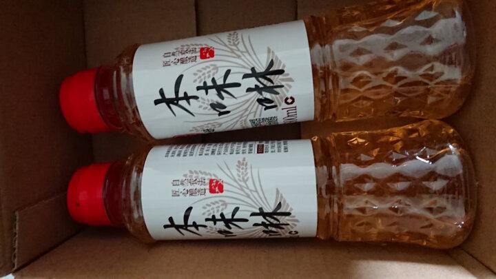 味之母 本味淋日本料酒味淋甜酒本味啉料理清酒 300ml日式料理食材  晒单图