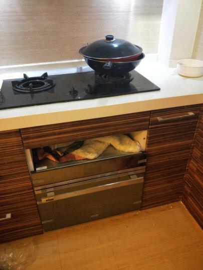 沃贝斯 德国 S03A蒸箱嵌入式蒸烤箱一体机大容量二合一家用多功能电蒸箱 蒸烤一体机 晒单图