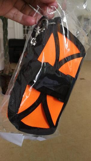 翔游 户外运动手臂包 户外跑步运动手机保护臂袋登山包臂套手机旅游臂带手包 中国红 大号(5英寸-6.3英寸) 晒单图