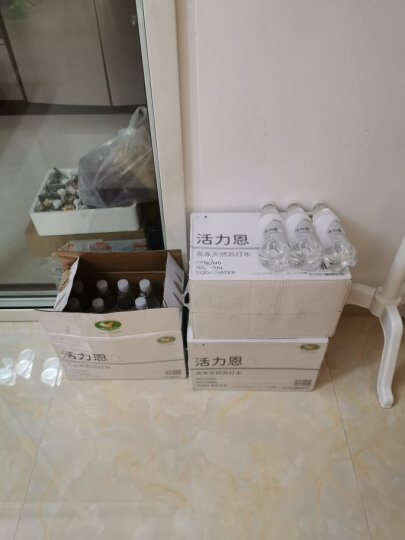 5°C(HORIEN5°C)活力恩 克东天然苏打水 500ML*15瓶 整箱装 晒单图