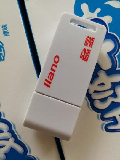 绿巨能(llano)TF读卡器 SD读卡器 多功能读卡器 Micro SD读卡器 二合一 红色 LJN-CA1007 晒单图