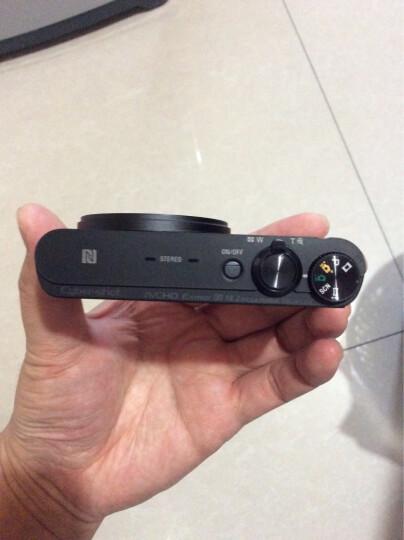 索尼(SONY) DSC-WX350 便携数码相机/照相机/卡片机 黑色(约1820万有效像素 20倍光学变焦? Wi-Fi遥控) 晒单图