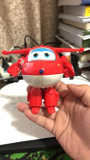 奥迪双钻(AULDEY)超级飞侠益智玩具大变形机器人-卡尔叔叔 男孩女孩玩具生人勿进 720225 晒单图