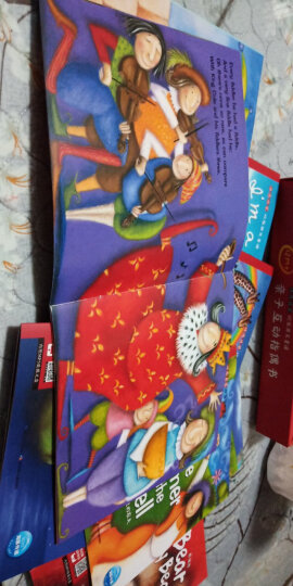 培生儿童英语分级阅读Level 4(新版)(16册图书+1张CD) 晒单图