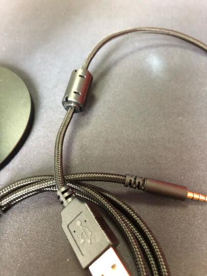 金士顿(Kingston) HyperX 飓风黑红 7.1声道 游戏电竞耳机头戴式 电脑耳机 吃鸡神器  Cloud Ⅱ 绝地求生耳麦 晒单图