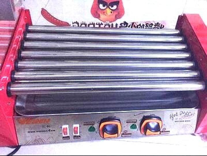 烤肠机商用热狗机家用台湾香肠机 5管单温控 晒单图