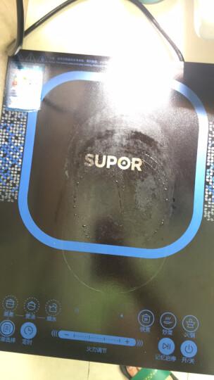 苏泊尔(SUPOR)电磁炉 轻薄机身 密集火 大屏触摸电磁灶SDHCB8E34-210(C21-SDHCB8E34)(赠汤锅+炒锅) 晒单图