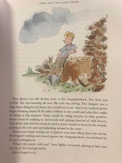 James and the Giant Peach  詹姆斯与大仙桃   晒单图