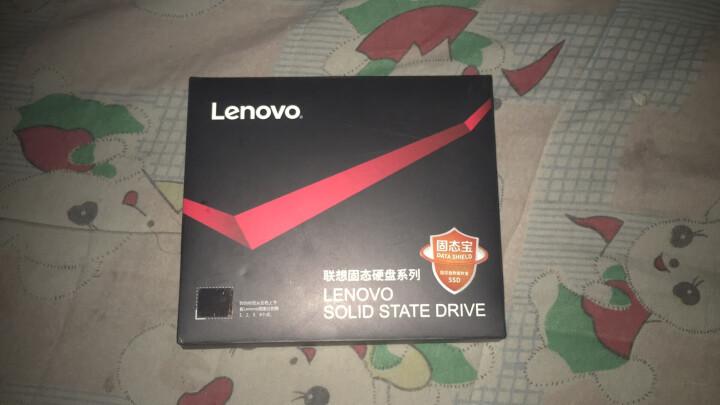 联想(Lenovo) 256GB SSD固态硬盘 M.2接口(SATA总线) SL700固态宝系列 2242板型 晒单图