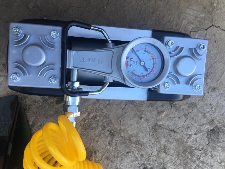 尤利特(UNIT)车载充气泵 YD-3500 汽车用金属双30缸高压测压带灯12V便携大功率电动轮胎打气筒冲气泵含收纳包 晒单图