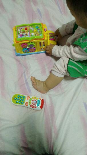 汇乐玩具(HUILE TOYS) 遥控器儿童音乐手机电话0-1岁宝宝早教婴儿玩具757 晒单图