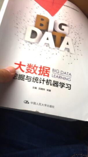 大数据挖掘与统计机器学习(大数据分析统计应用丛书) 晒单图