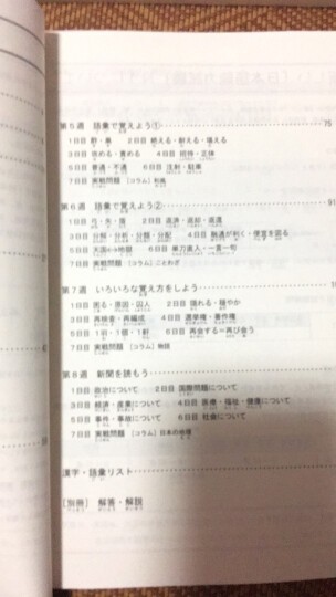 新日本语能力测试备考丛书·N1语法:新日语能力考试考前对策 晒单图
