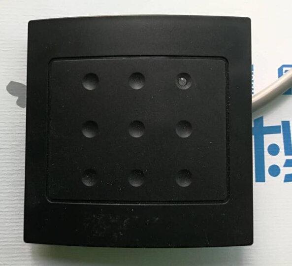 中控智慧F2指纹考勤门禁机 指纹考勤门禁一体机 指纹门禁系统 选购配置 F2主机+定制IC刷卡模块 晒单图