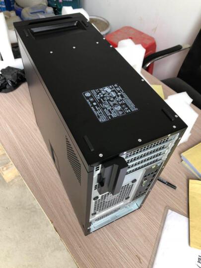 戴尔(DELL)T30小型塔式服务器主机 台式电脑整机箱 支持WIN7 至强四核E3-1225V5 3.3GHz 16G内存/2*2T硬盘【爆款】 晒单图