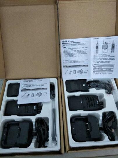 KEVSEN(科威盛) 科威盛专业民用1-50公里迷你手持式大功率8W非一对送耳机无线手台包邮对讲机 晒单图