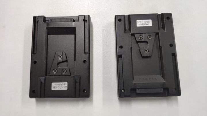 锐鹰锂电池转换器索尼V口转NP口 电池转接口AD-PS1 AD-SP1 x 3 晒单图