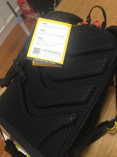 安诺格尔(ainogirl) 摄影包相机包双肩适用佳能尼康数码单反摄像机背包 单反相机包 简装轻便安诺版(黑红小号) 晒单图
