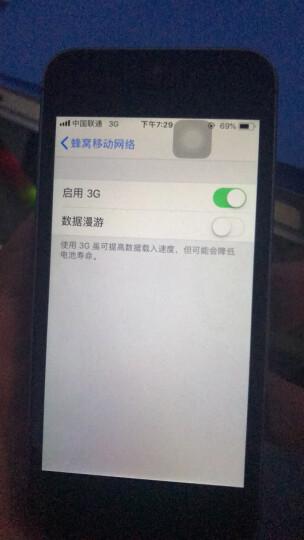 【二手8成新】Apple iPhone 5s 苹果5s二手  5s苹果手机 深空灰色 16G 双网通  A1530 晒单图