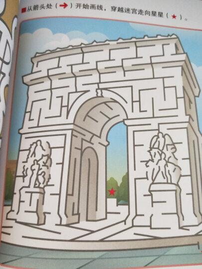 公文式教育:最益智的迷宫书套装 动物乐园篇、环游世界篇、交通工具篇(套装全3册 5-6岁) 晒单图