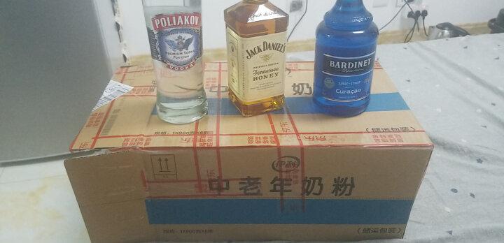 杰克丹尼(Jack Daniel's)洋酒 美国田纳西州 威士忌 火焰杰克力娇酒 进口洋酒礼盒装 700ml 晒单图