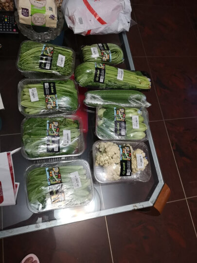 小汤山 马蹄 约450g 新鲜蔬菜 荸荠 晒单图