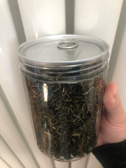 老缪家 茶叶 2018新茶 安吉白茶 安吉珍稀白茶叶绿茶 春茶80克*2罐共160克 礼盒装 晒单图