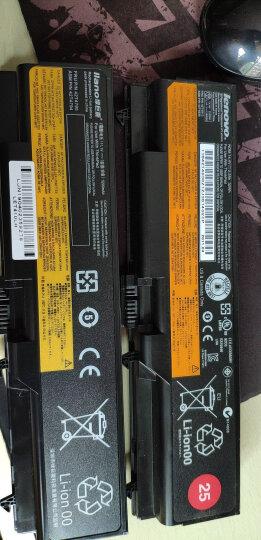 绿巨能(llano)联想笔记本电池E40 E50 E420 E520 L410 SL410K SL510 T410 T420 T510 Thinkpad电脑电池 晒单图