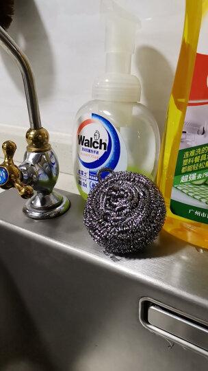 妙洁 金属钢丝球洗碗球 3只装锅具清洁球 晒单图