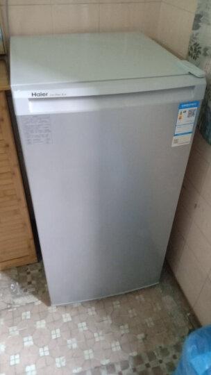 海尔(Haier) 148升 分区大抽屉母婴冷柜 家用立式冷冻柜母乳储藏柜 小冰箱冰柜 BD-148DL 晒单图