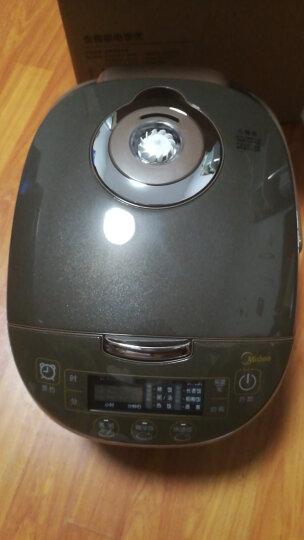 美的(Midea)电饭煲电饭锅5L大容量智能预约气动涡轮防溢锅金属机身家用电饭煲MB-WFS5017TM 晒单图