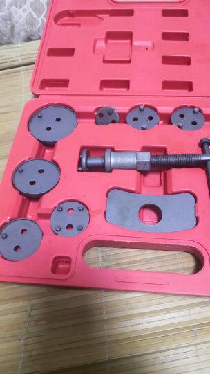 蝶式刹车分泵 调整组刹车片 拆装更换刹车工具 汽车维修轮毅工具 22件刹车分泵 晒单图